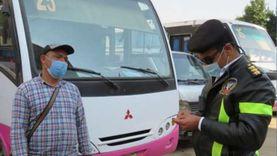 إستمرار الجهود الأمنية للكشف عن سائقى حافلات المدارس متعاطى المواد المخدرة