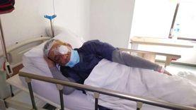 عاجل.. حلمي بكر يخضع لعملية جراحية في عينه