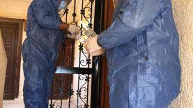 تعافي 13 حالة من مصابي كورونا بالعزل المنزلي في جنوب سيناء