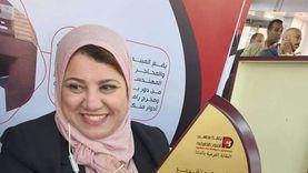 أماني شاكر مقرراً لفرع المجلس القومي للمرأة بكفر الشيخ
