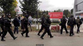 طالبا مسلحا وراء إطلاق النار في جامعة بيرم الروسية