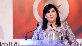 عبير موسى: هناك جهات خططت للاحتجاجات في تونس