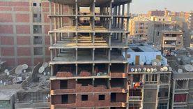 """كاحول جديد في الإسكندرية.. مقاول استغل كفيفا و""""مضاه"""" على برج 18 دورا"""