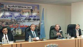 المحافظ: 134 ألف قرار إزالة بالإسكندرية.. ونسعى لتوفير شقق للمتضررين