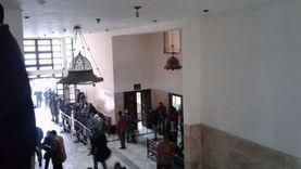 """تأجيل إعادة محاكمة 6 متهمين في """"ماسبيرو الثانية"""" لـ17 أغسطس"""
