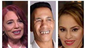 3 فنانين تعرضوا للتنمر من السوشيال ميديا في يوم واحد