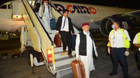 """عاجل.. القاهرة تستقبل """"وفد القبائل"""" لمناقشة التداعيات الراهنة للأزمة الليبية"""