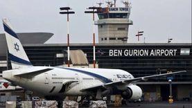 طائرة على متنها 190 راكبا تعاني خللًا.. ومطار «اللد» يعلن حالة الطوارئ