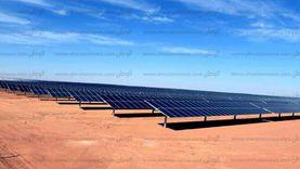 منطقة «بنبان» بأسوان الأفضل لإقامة مشروع محطات الطاقة الشمسية