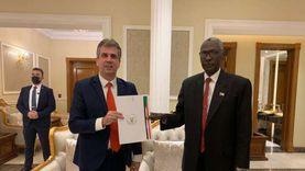 عاجل.. وزير المخابرات الإسرائيلي: توقيع اتفاق السلام مع السودان خلال 3 أشهر