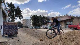 افتتاح «الميدان الرئيسي» ومحاور الطرق الأربعة بالشيخ زويد