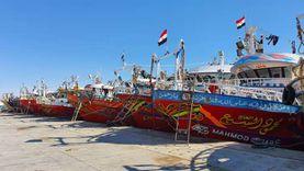 «الثروة السمكية»: توزيع 11 طنا من الأسماك المدعمة على منافذ طور سيناء