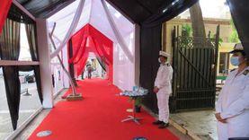 585 لجنة انتخابية تفتح أبوابها أمام الناخبين بكفر الشيخ