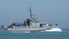 القوات البحرية اللبنانية تحبط محاولة تهريب 11 مهاجرا غير شرعي إلى قبرص