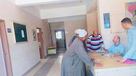 توافد راغبي التصالح على المراكز التكنولوجية بكفر الشيخ وسط تسهيلات