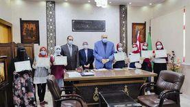 وكيل تعليم القليوبية يكرم الطلاب الموهوبين: أمل مصر ومستقبلها
