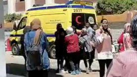 رصد اشتباه إصابة طالب بكورونا بين طلاب الثانوية العامة بأسيوط