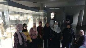 متحف كفر الشيخ: ورش عمل للأطفال ويوم ترفيهي لفريق التمكين الثقافي