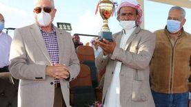 محافظ جنوب سيناء يخصص 16 يناير عيدا للهجن بالمحافظة
