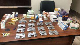 """الصحة أعدت أكمنة لضبطهم.. صيادلة يبيعون أدوية مخدرة """"أون لاين""""بالشرقية"""