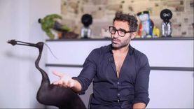 بشجاعة ورد فعل سريع.. أحمد فهمي ينقذ سائق «مقلب خمس نجوم» (فيديو)