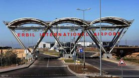 """سقوط صواريخ قرب مطار أربيل.. و""""الحشد الشعبي"""" يعلق"""