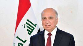 العراق: نسعى لتطوير العلاقات مع الجوار وحل الأزمات المشتركة