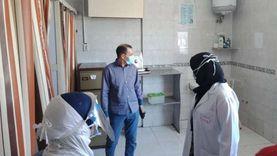 """مصدر بـ""""صحة دمياط"""" لـ""""الوطن"""": 8400 حالة مشتبه في إصابتها بكورونا"""