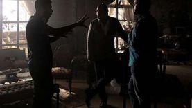 """أحمد خالد موسى ينشر صورة مع الفيشاوي من الكواليس: """"30 مارس"""""""