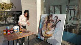 انطلاق كرنفال الغردقة الدولي للفنون بمشاركة 50 فنانا من 15دولة