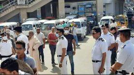الداخلية تنشر قواتها لتأمين صلاة العيد.. وإجراءات مشددة لمكافحة كورونا