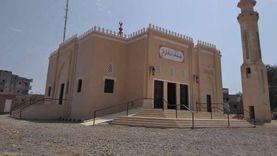 """افتتاح مسجد """"السمان"""" بتكلفة مليوني جنيه في """"القصير"""""""