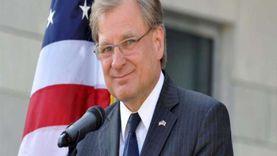 السفير الأمريكي لدى ليبيا: بحثت في القاهرة انسحاب المرتزقة