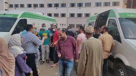 500 قافلة متنقلة لتطعيم المواطنين بلقاح كورونا في محيط مساجد المنوفية