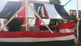 بدء فترة الراحة في لجان انتخابات الشيوخ بالقاهرة