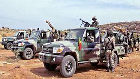 الجيش المالي يدمر 6 أهداف إرهابية على الحدود مع النيجر وبوركينافاسو