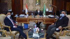 محافظ المنيا: السيسي يولي اهتماما كبيرا بالصعيد