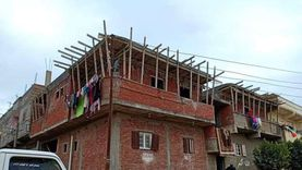 إيقاف 4 أعمال بناء مخالف في حملة لحي العامرية بالإسكندرية