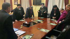 الكنائس المصرية تهنئ السيسي بعيد الشرطة: نثمن تضحيات جنودنا البواسل