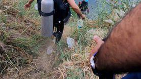 غرق طفل في مياه النيل ببني سويف.. والبحث جارٍ عن الجثمان