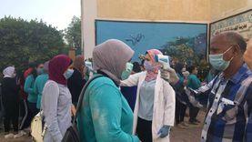 2632 طالبا يؤدون امتحان اللغة الفرنسية في البحر الأحمر