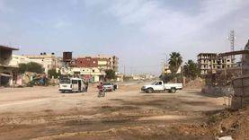 تطهير وتعقيم لجان الامتحانات واستراحات المراقبين بشمال سيناء