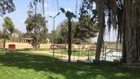 حدائق القناطر خالية من مظاهر عيد الفطر تطبيقا للإجراءات الاحترازية