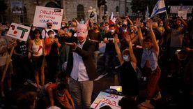 """للمرة الثانية خلال أسبوع.. مظاهرات حاشدة في إسرائيل ضد """"فساد نتنياهو"""""""