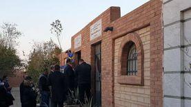 أداء صلاة الجنازة على جثمان الفريق كمال عامر وسط إجراءات احترازية