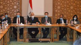 «الخارجية» تطلع السفراء العرب والأوروبيين على مستجدات السد الإثيوبي