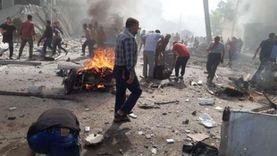 عاجل.. ارتفاع حصيلة الهجوم الانتحاري في بغداد إلى 8 قتلى و15 مصابا