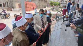بتمويل من الأوقاف.. افتتاح مسجد العطيوي في الدقهلية بتكلفة 4 ملايين جنيه