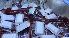 ضبط 30 كيلو كبدة منتهية الصلاحية في دمياط