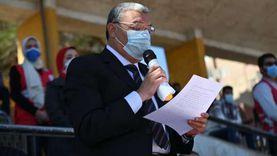 افتتاح فعاليات المجموعة الثانية بدوري الصم في نسخته الرابعة بالمنيا